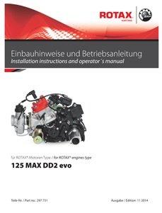 125 Max DD2 Install Operate