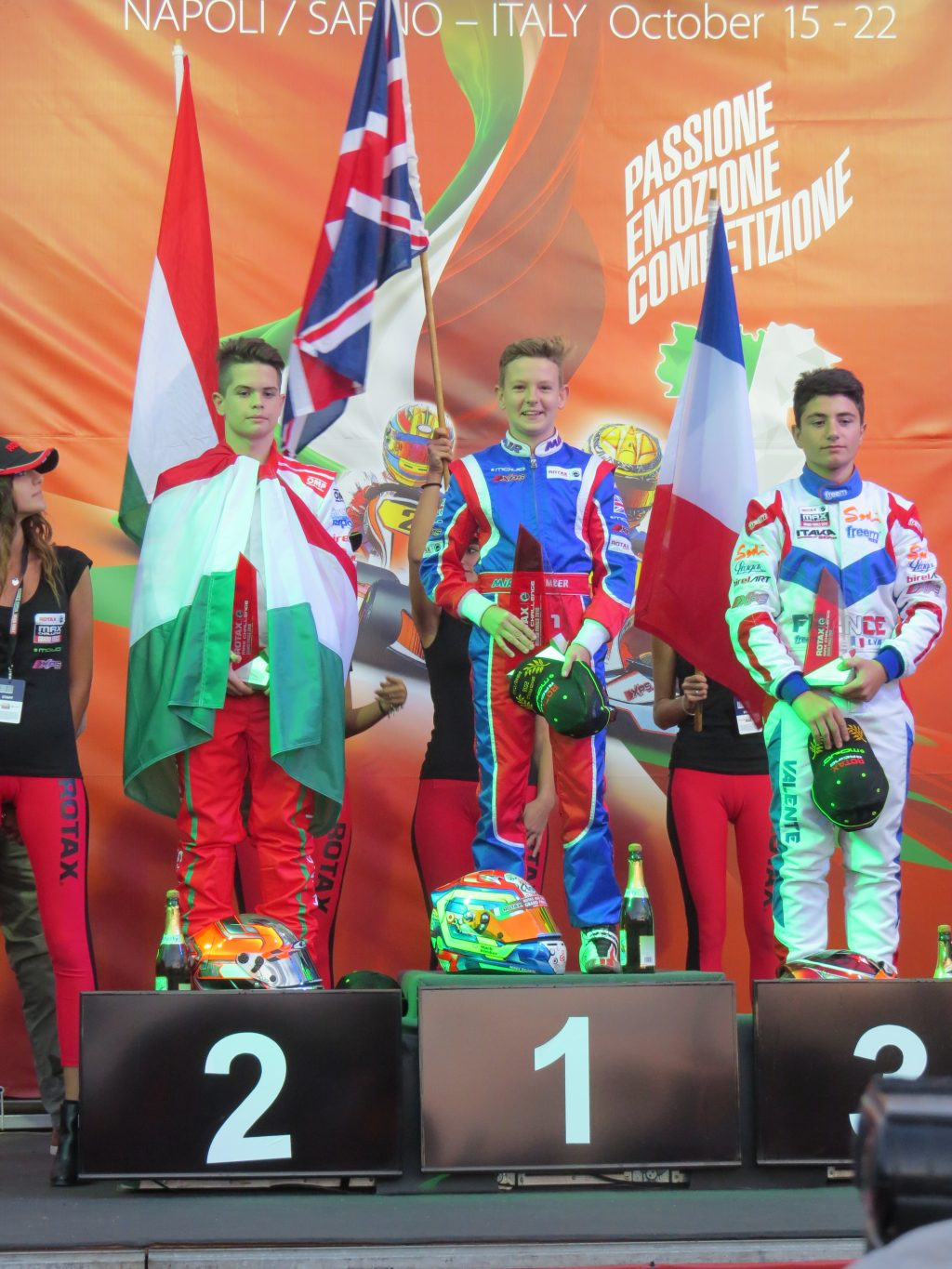 Rotax Max Challenge Grand Finals 2016 Italy