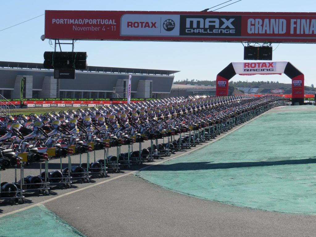 Rotax Max Challenge Grand Finals 2017 Portugal